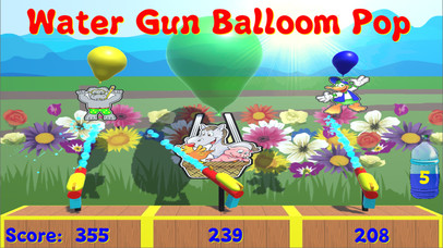 Water Gun Balloon Pop screenshot 3