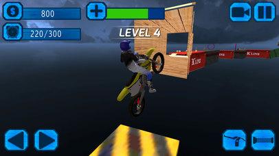 Impossible Motor Bike Tracks screenshot 4