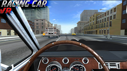 Racing Car VR screenshot 2