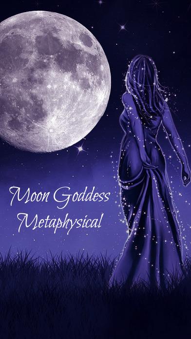 Moon Goddess Metaphysical screenshot