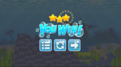海底生物救援-好玩的闯关小游戏 screenshot 2