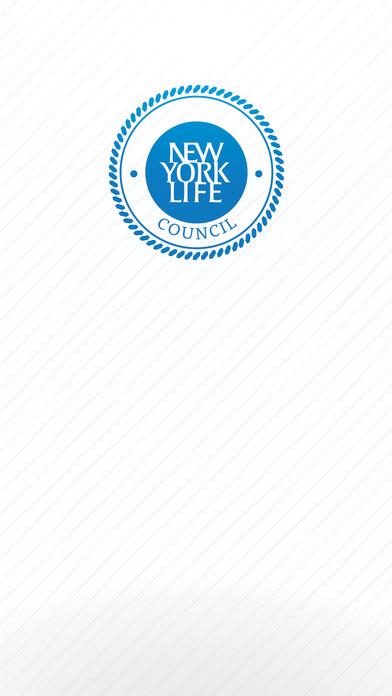 New York Life 2017 Council Meetings screenshot