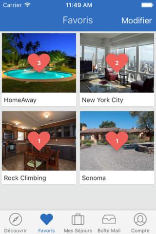 HomeAway Vacation Rentals screenshot 3