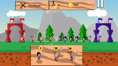 Warrior Strategy King screenshot 3