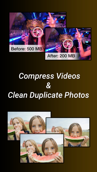 FreeUpSpace - Duplicate Photos Cleaner Screenshots