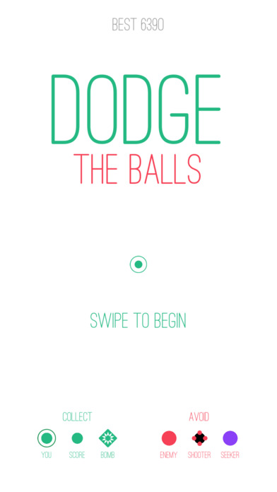 Dodge the Balls screenshot 1