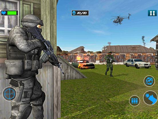Боевой снайпер-последний день выживания Скриншоты6