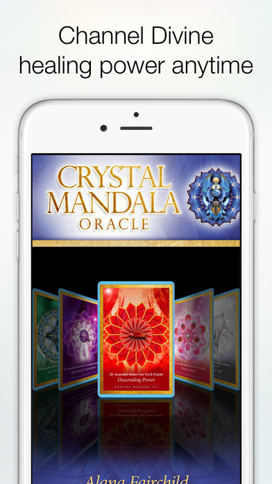 Crystal Mandala Oracle screenshot 1
