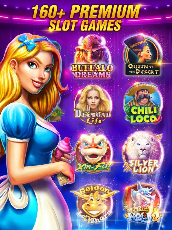 Slotomania free slots itunes