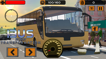 Bus Robot Transformation - Pro screenshot 1