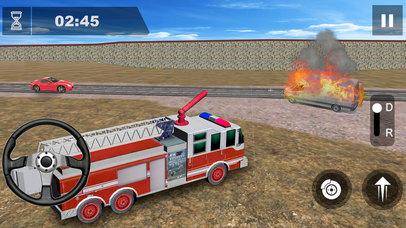 Fire Fighter Rescue Operation screenshot 1