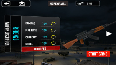 Mountain Sniper Strike screenshot 3