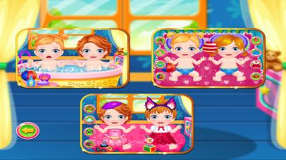 New Born Twins Caring PRO screenshot 2