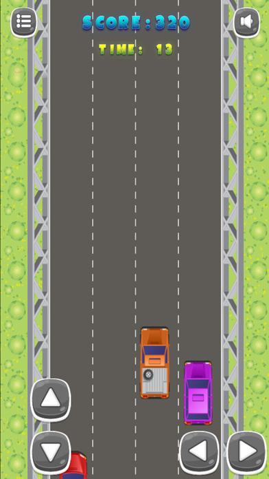 Colorful Cars Speedy Car Racing screenshot 3