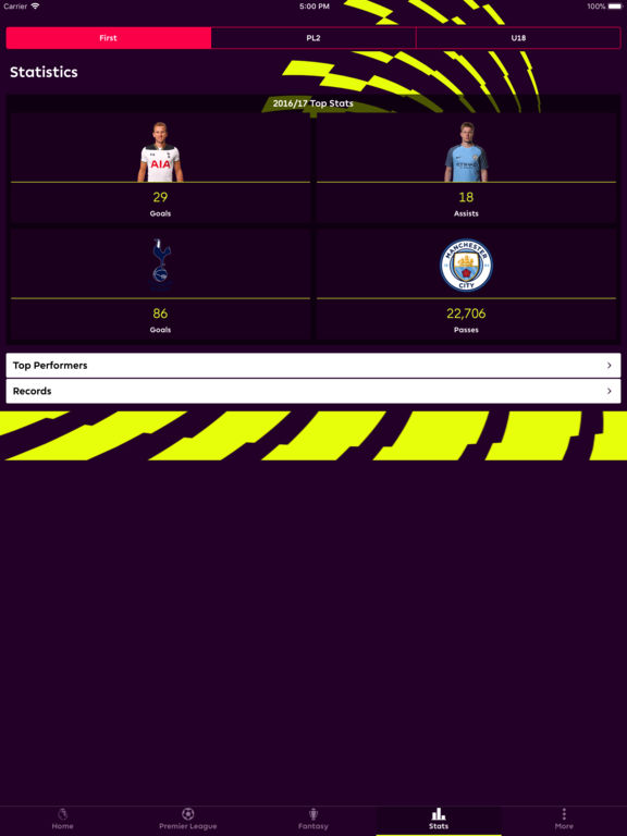 Premier League screenshot 8