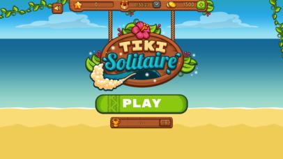 Tiki Solitaire screenshot 1