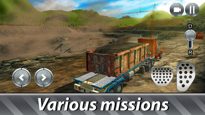 Quarry Machines SImulator Full screenshot 3