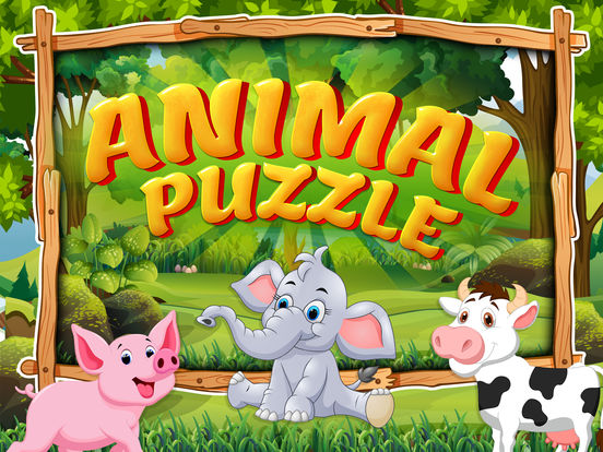 Animal Puzzle: Jigsaw for toddlers screenshot 6