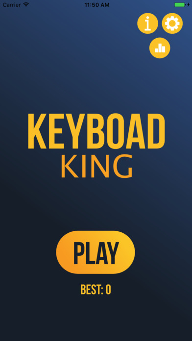 Keyboard Kings screenshot 1