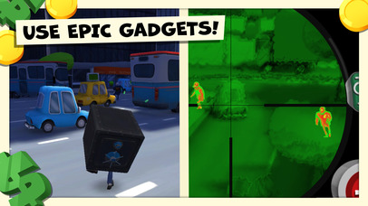 Image of Snipers vs Thieves for iPhone