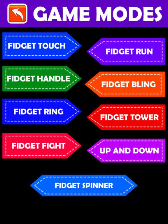 Color Fidget Race screenshot 7
