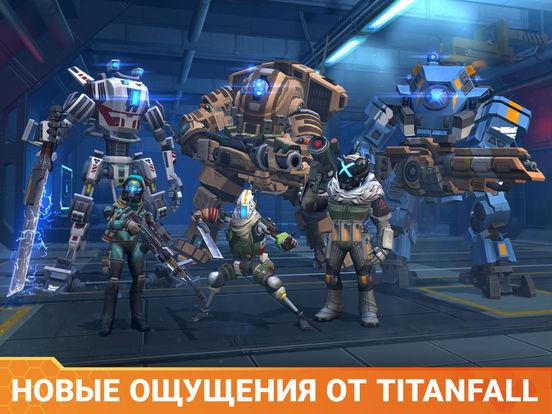 Titanfall: Assault Скриншоты8