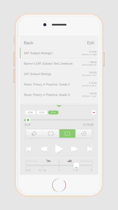 포켓 레코더 Pro 앱스토어 스크린샷