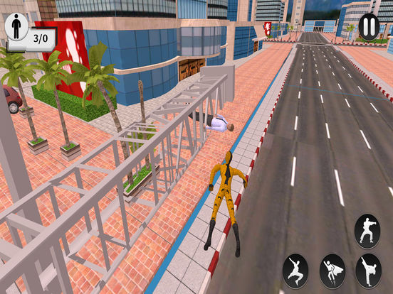 Spider Hero: Rescue Operations screenshot 6