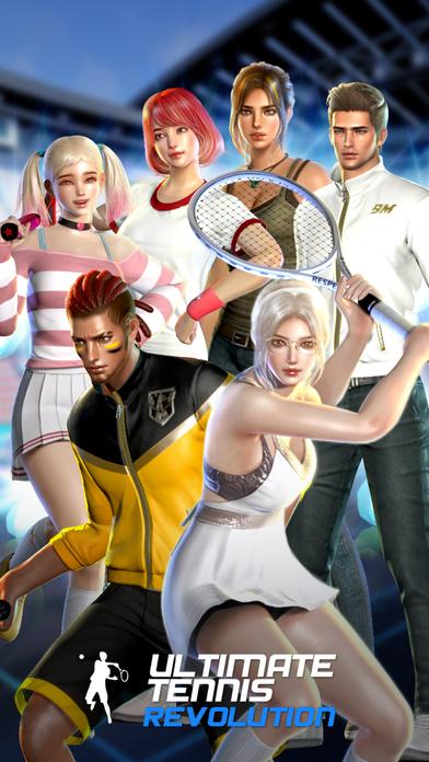 Ultimate Tennis Revolution Screenshots