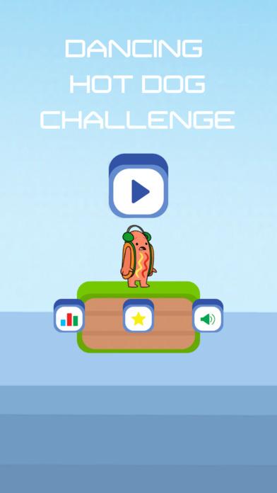 Dancing Hotdog! screenshot