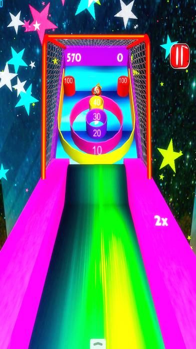 3D Roller Skee Ball 2017 screenshot 1