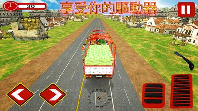 Pak-China Cargo Truck Sim screenshot 5