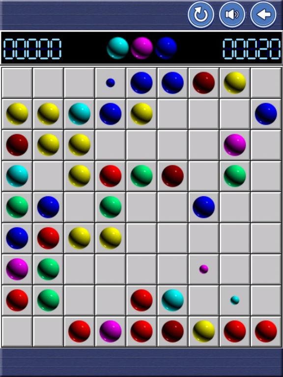 Screenshot(ipad) #3 of lines 98 - color lines classic