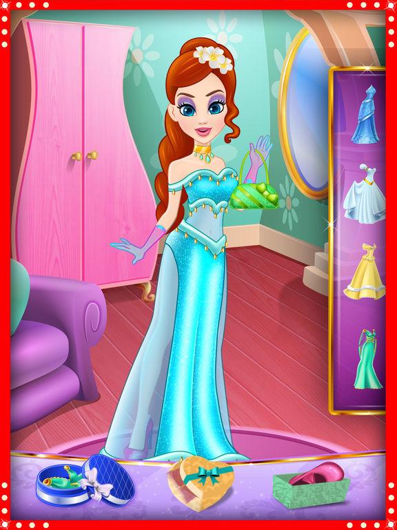 Mommy's Princess Makeover Salon, Spa & Dress upscreeshot 3