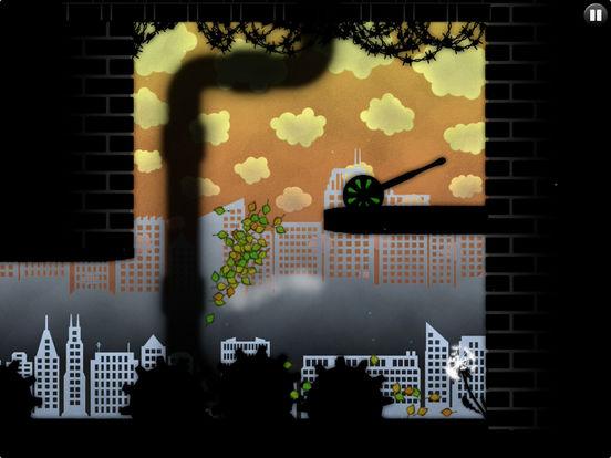 Leaf on the Wind Screenshot