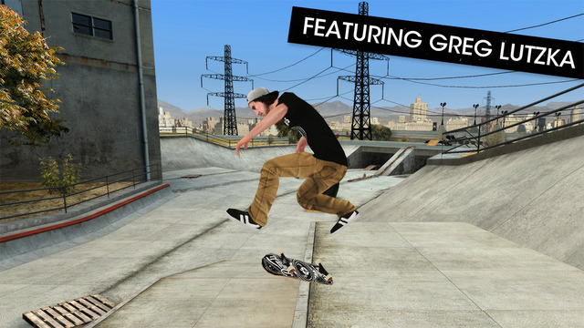 Skateboard Party 3 ft. Greg Lutzka Screenshots
