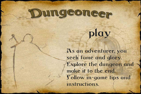 Dungeoneer Step screenshot 1