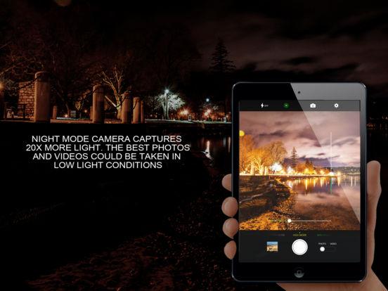 Night Mode Camera (Photo & Video) Screenshots