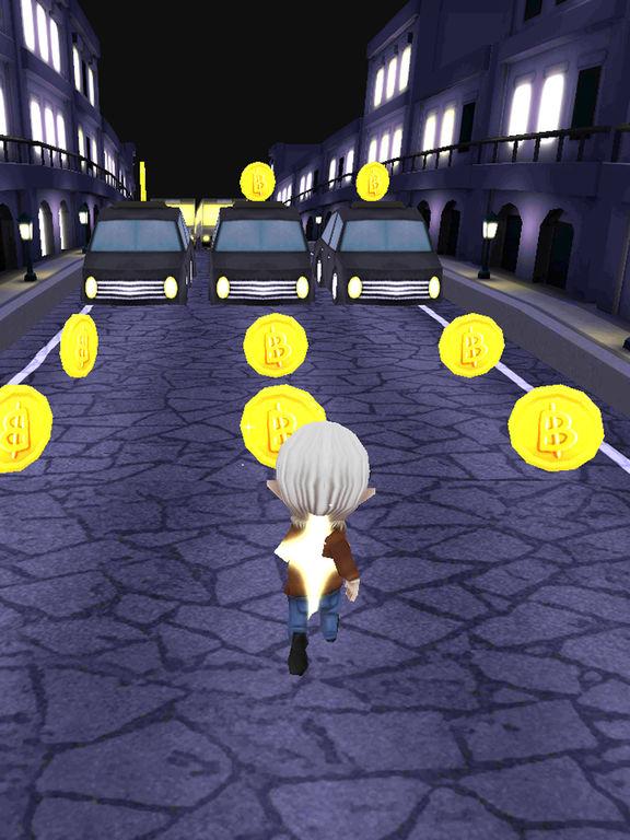 Scary Runner 3D screenshot 7