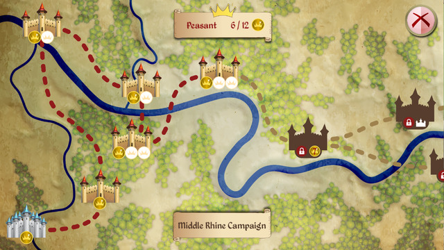Castles of Mad King Ludwig Screenshots