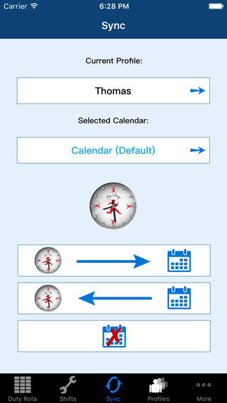 On Duty - The Scheduler Screenshots