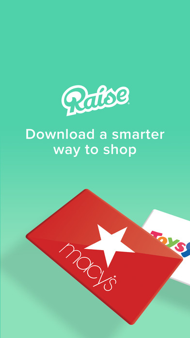 Raise - Buy and Sell Gift Cards for Shopping Deals, Rewards and Discounts, Stores in Wallet screenshot