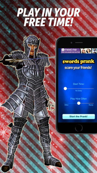 A Swords Prank iPhone Screenshot 1