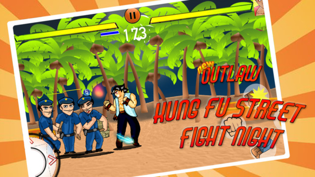 Kung Fu Street Fight Boxing Screenshots
