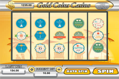 GameTwist Casino Paradise Jackpot Slots - Play Vegas  Slot Machine screenshot 3