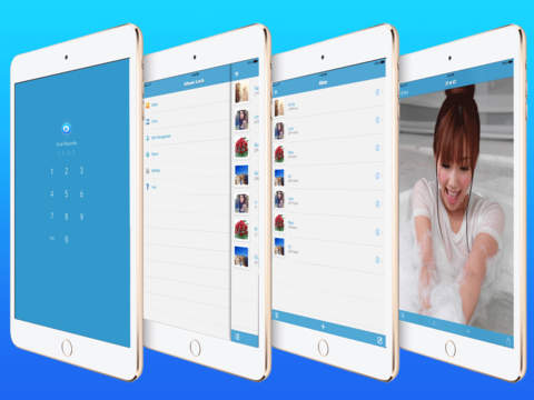 Album Lock Pro - protect private photos & video security Lock to prevent peeping Screenshots