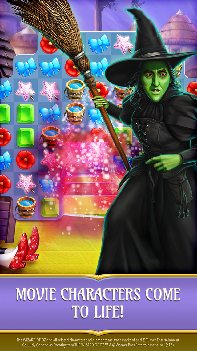 review of zynga games wizard of oz