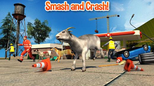 Crazy Goat Reloaded 2016 Screenshot