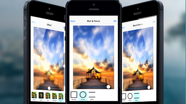 Photo Editor: Makeup Camera & Gallery Images with amazing filter effects and Save or Share it. Screenshots