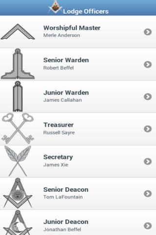 Scottsdale Masonic Lodge 43 screenshot 2